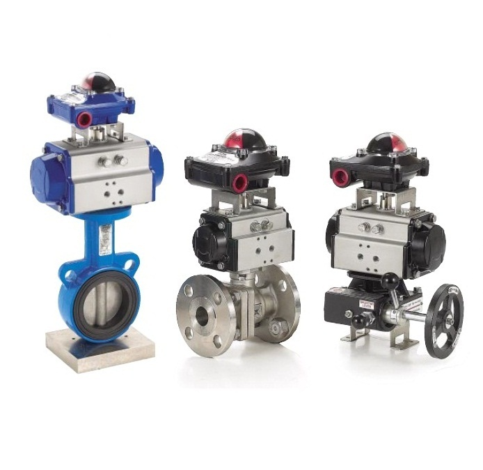 Van điều khiển - Control valves