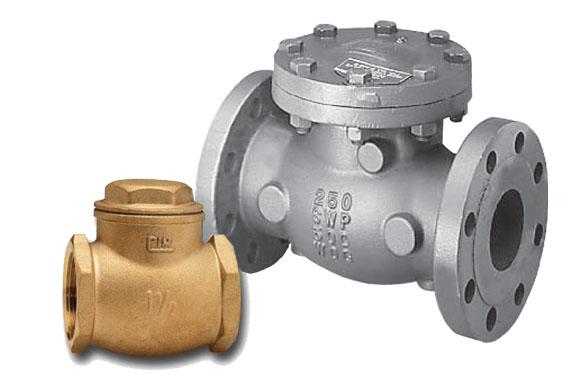 Van một chiều - Check valves