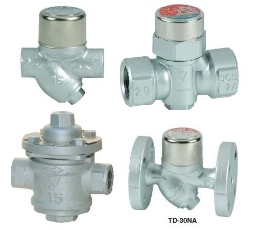 Bẫy hơi - Steam trap