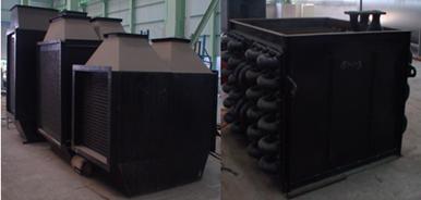 Bộ trao đổi gió nóng - Air heat exchanger