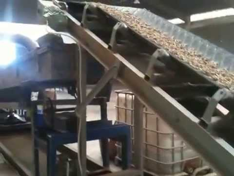 Băng tải củi - Wood conveyor