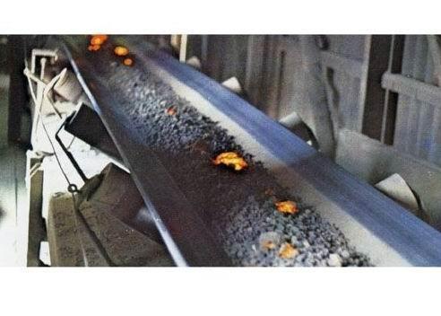Băng tải xỉ - Ash conveyor