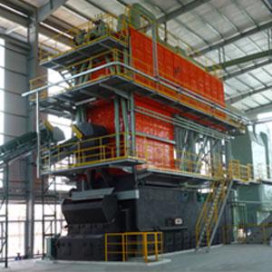 Lò hơi đốt đa nhiên liệu - Multi fuel   fired steam boiler