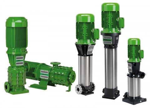 Bơm cao/thấp áp - High/low pressure pumps