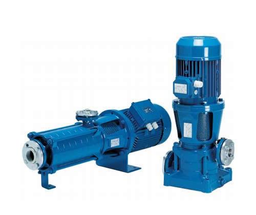 Bơm tăng áp - Pressure boosting pumps